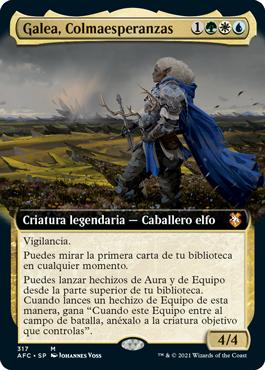 Galea, Colmaesperanzas