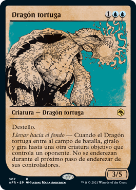 Dragón tortuga