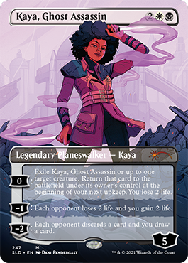 BHM Kaya, Ghost Assassin