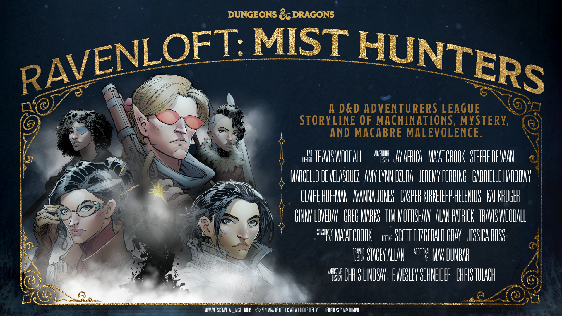 Mist Hunters