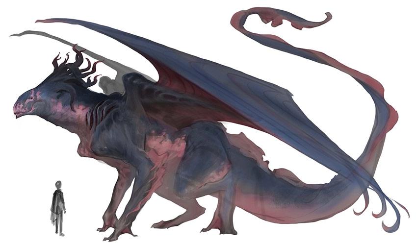 A founder dragon