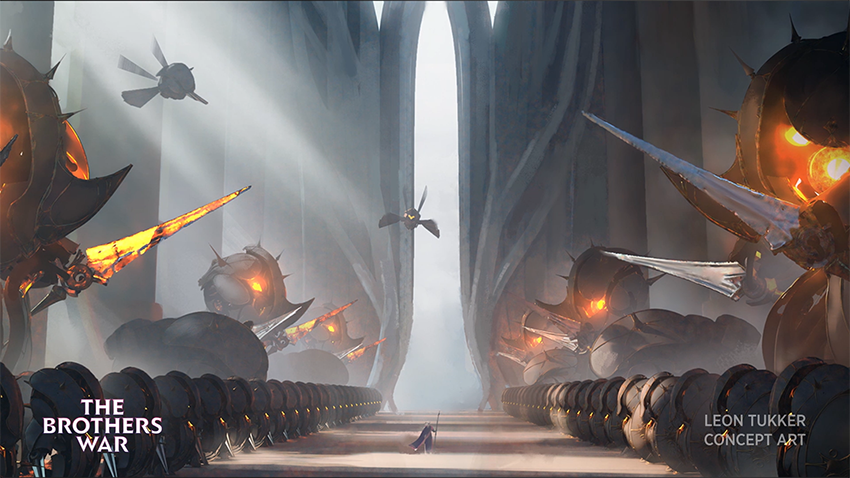 The Brothers' War Concept Art