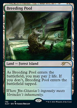 Breeding Pool