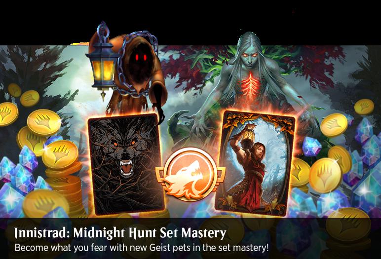 Innistrad: Midnight Hunt Set Mastery promo image