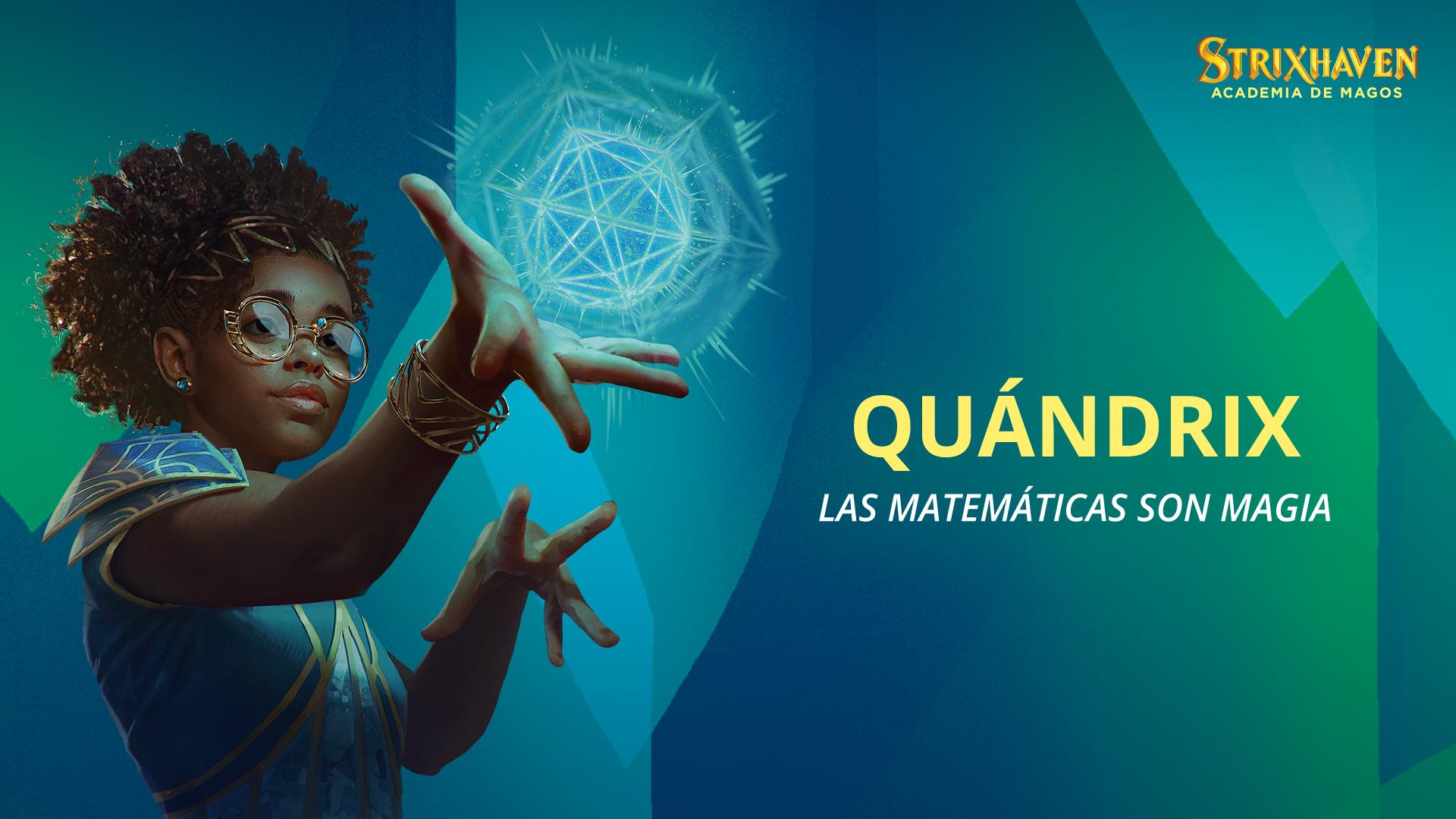 Quandrix art