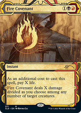 Fire Covenant