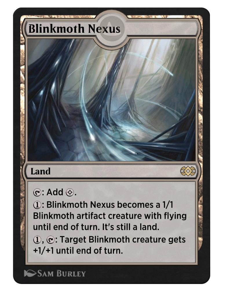Blinkmoth Heart