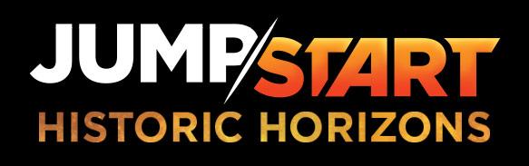 Jumpstart: Historic Horizons logo