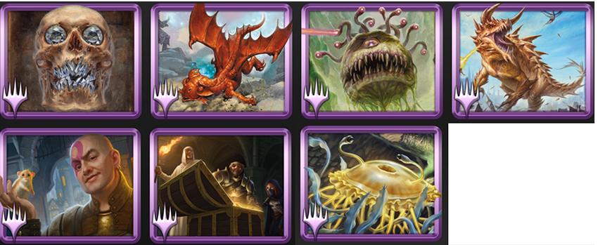 Treasure Avatars