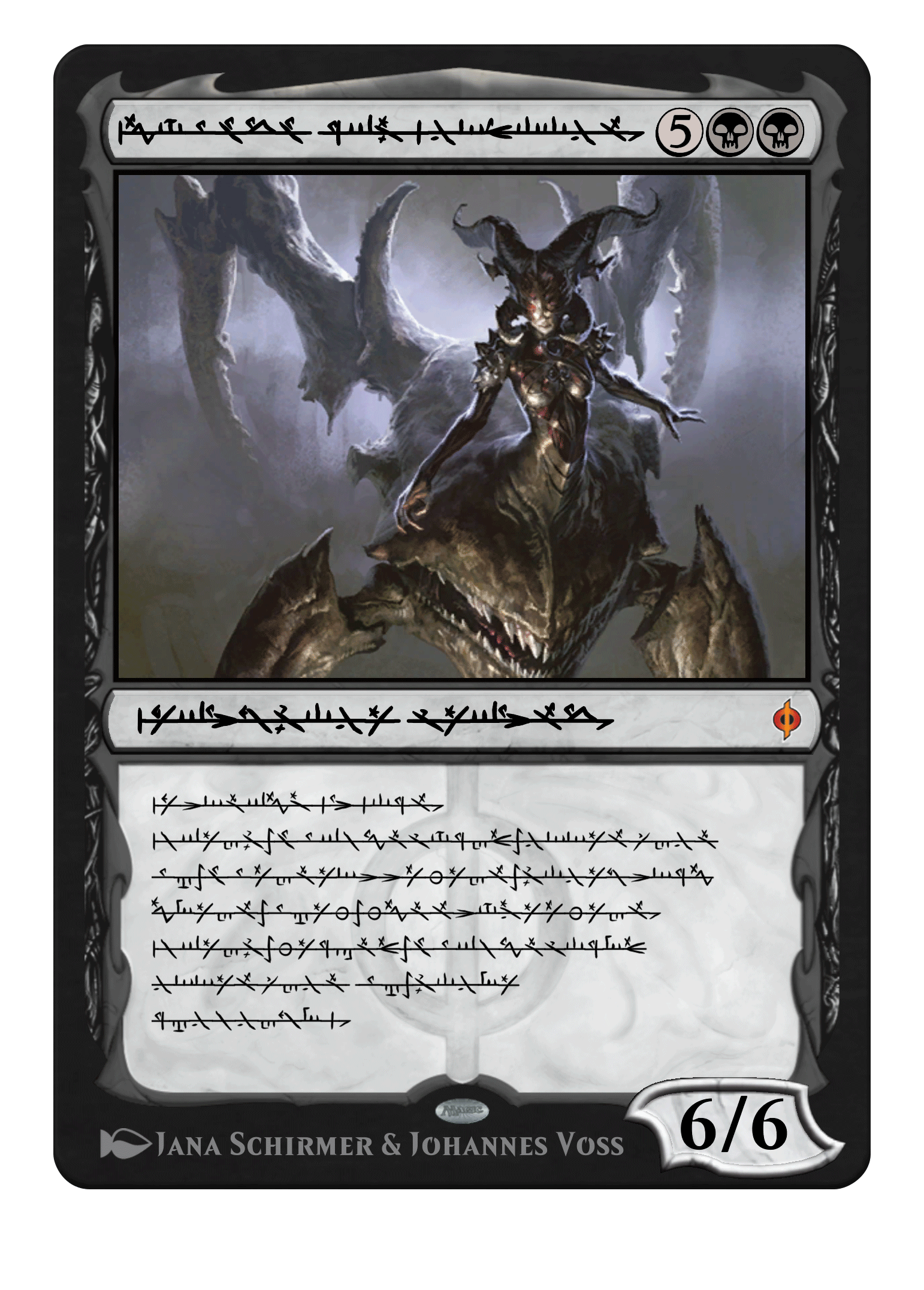 Phyrexian Sheoldred Whispering