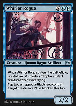 MTGA Whirler Rogue