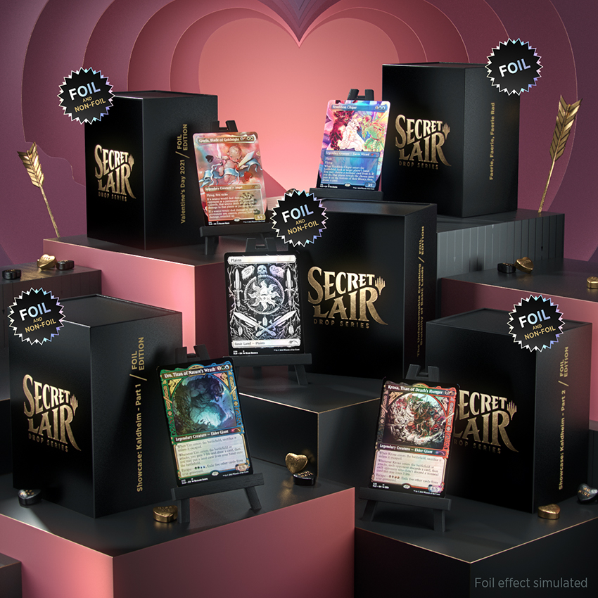 Bundle Box w/ Cards