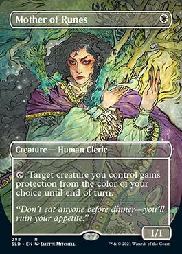 Borderless Mother of Runes 3
