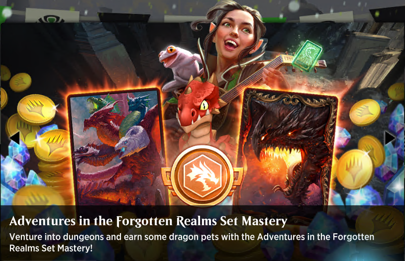 Adventures in the Forgotten Realms Set Mastery promo image