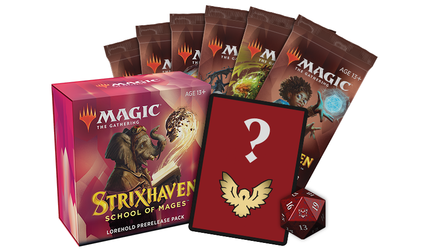 Strixhaven prerelease pack