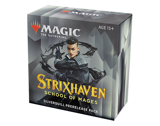 Silverquill Prerelease pack