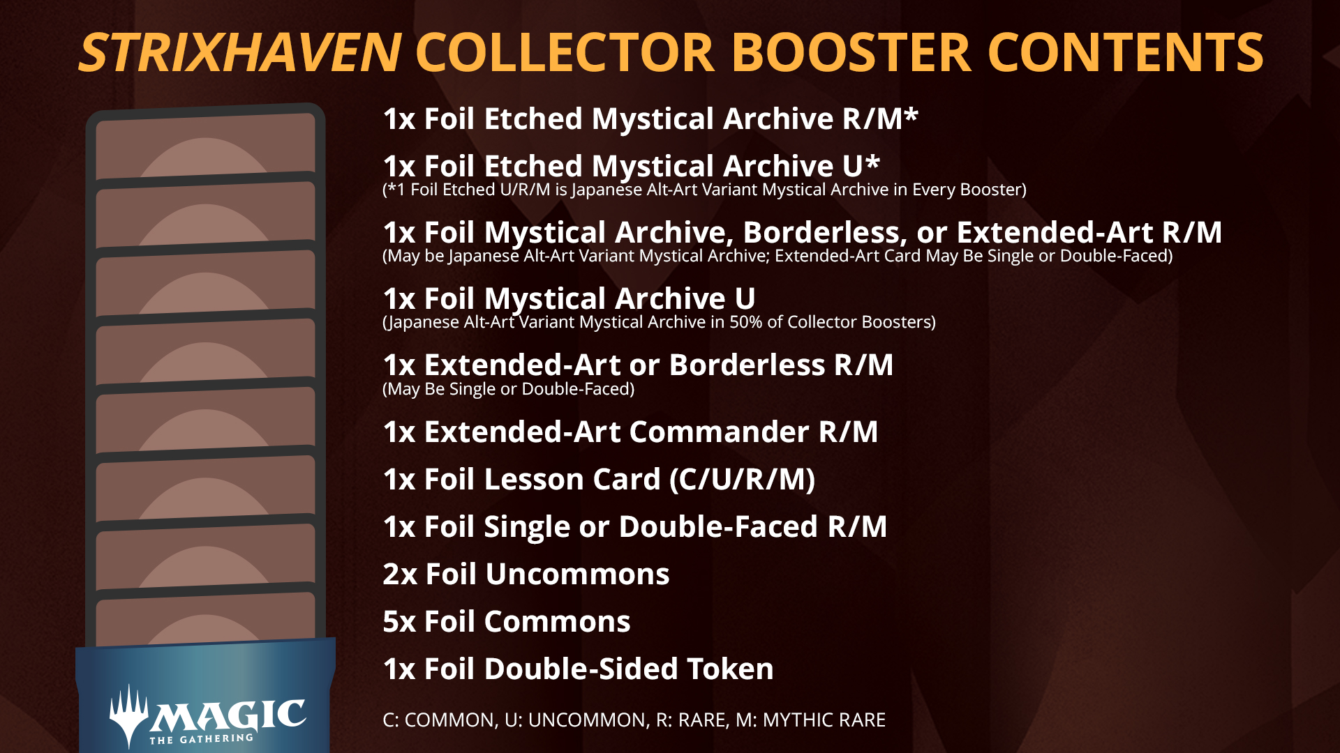 Collector Booster Trade Team Graphic