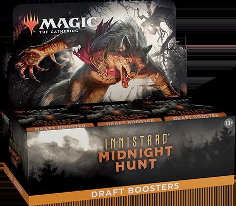 MID Draft Booster box