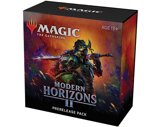 MH2 Prerelease Pack