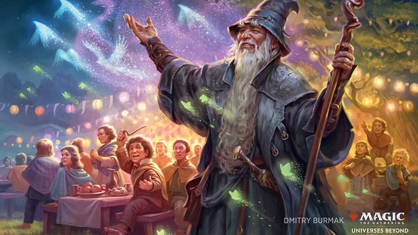 Gandalf artwork