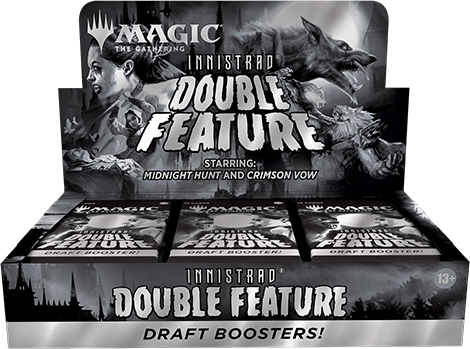 Double Feature booster box