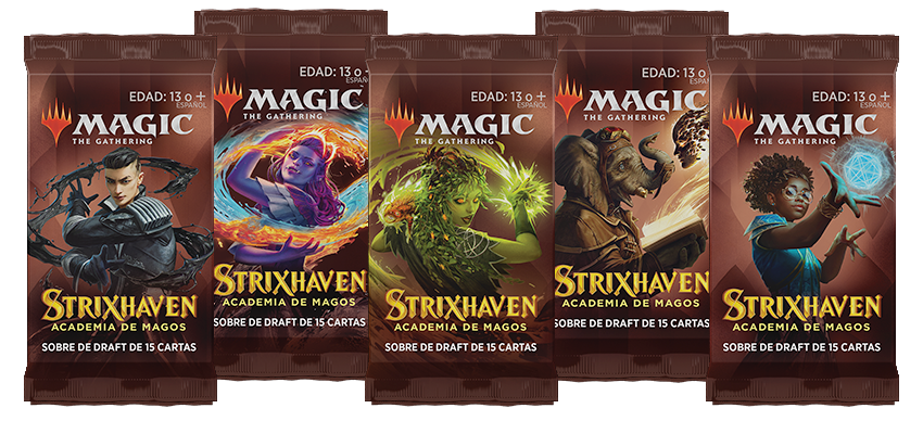 STX Draft Boosters