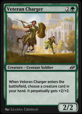 Veteran Charger