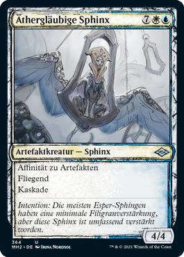Äthergläubige Sphinx