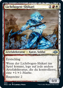 Lichtbogen-Shikari