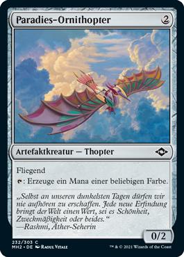 Paradies-Ornithopter