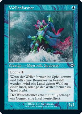 Wellenformer