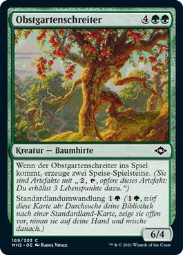 Obstgartenschreiter