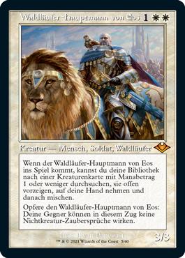 Waldläufer-Hauptmann von Eos