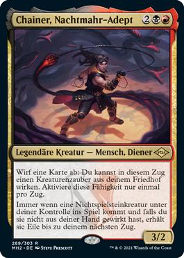 Chainer, Nachtmahr-Adept