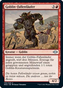 Goblin-Fallenläufer