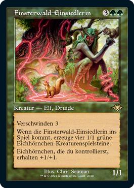 Finsterwald-Einsiedlerin