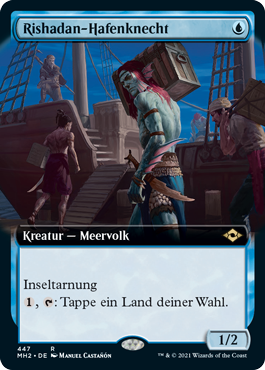 Rishadan-Hafenknecht