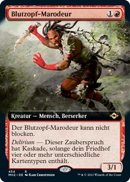 Blutzopf-Marodeur