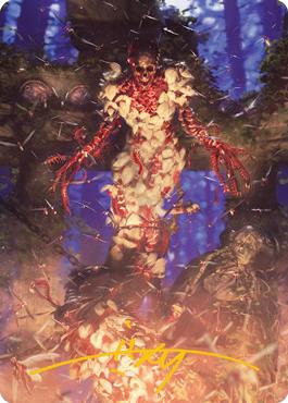 Grist, the Hunger Tide Art Card 55/81