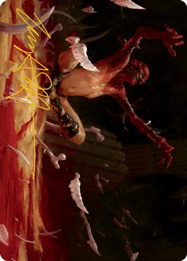 Bone Shards Art Card 27/81
