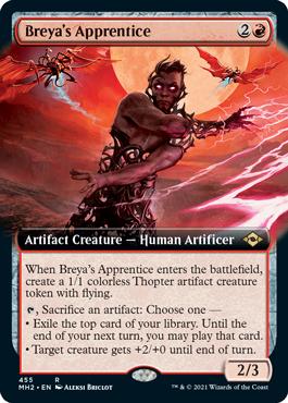 Breya's Apprentice