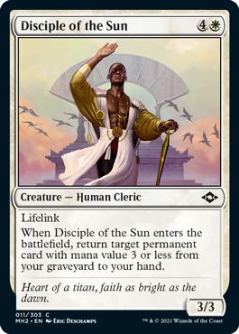 Disciple of the Sun