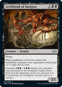 Archfiend of Sorrows