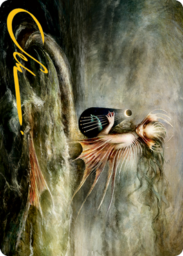 Svyelun of Sea and Sky Art Card 25/81
