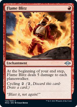 Flame Blitz