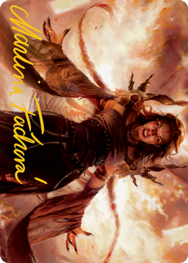 Dragon's Rage Channeler Art Card 35/81