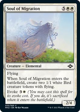 Soul of Migration