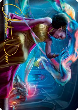 Radiant Epicure Art Card 33/81