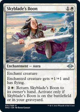 Skyblade's Boon