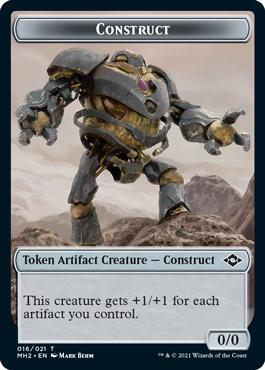 Modern Horizons 2 Construct token
